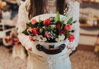 فروشگاه آنلاین گل و گیاه گلیتال | سبد گل مناسب تولد