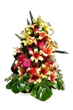 خرید تاج گل راشین