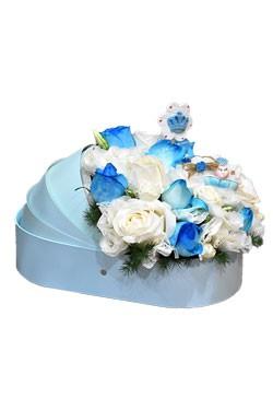 خرید باکس گل درنیکا