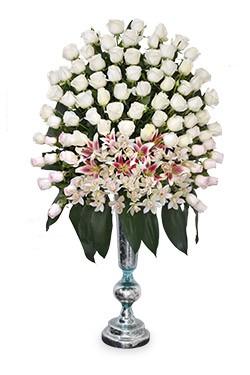 خرید تاج گل گلسا