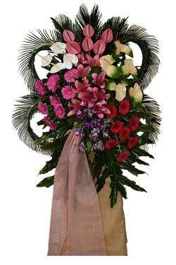 خرید تاج گل مونیکا
