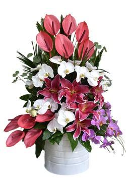 خرید سبد گل نیکی