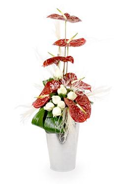 خرید سبد گل تیدا