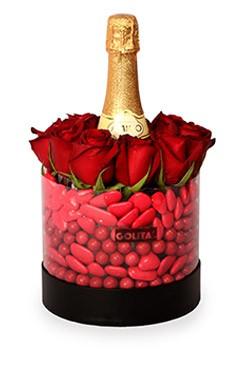 خرید باکس گل رومئو و ژولیت