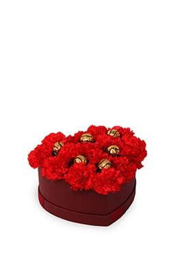 خرید باکس گل ویکتوریا-کوچک